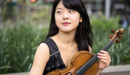 廣津留すみれのプロフィール|ハーバード大卒で職業はバイオリニスト!