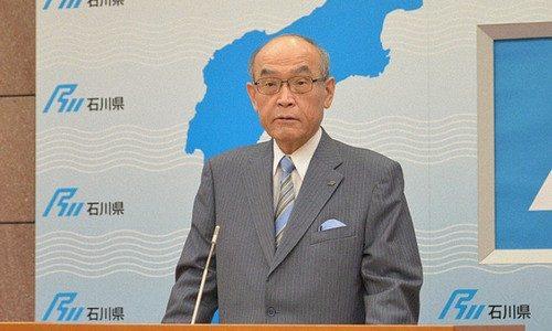 石川県知事 谷本正憲のコロナ会見に無能・老害の声!観光アピールはお金のため?