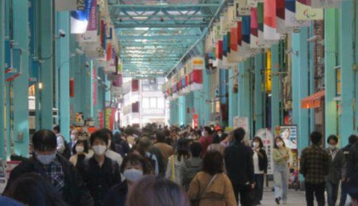 東京吉祥寺の週末混雑写真はデマで望遠レンズで圧縮し混雑と見せかけ?